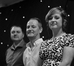 Dream Chaser live wedding band in Ayrshire, Glasgow, Scotland