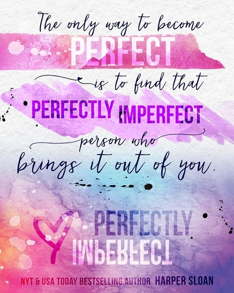 Smut and Bon Bons - Blitz: Perfectly Imperfect by Harper Sloan